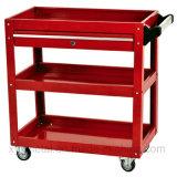 Un Governo di 7 dei cassetti dei portelli del garage della stazione di lavoro strumenti del metallo con le rotelle