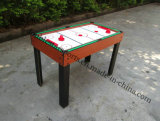 Mini table de football en bois pour enfants Multi Games 9 en 1