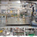 Linha Carbonated da máquina de enchimento dos refrescos