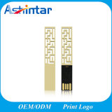 Mini bastone impermeabile del USB del metallo del disco istantaneo del USB