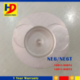 De Zuiger van het Vervangstuk van de Dieselmotor van het graafwerktuig Ne6 Ne6t (12011-95074 12011-95073)