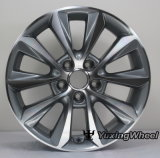 PCD 5X114.3の車輪のリング車のための17インチの縁