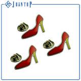 고품질 주문 기장 금속 접어젖힌 옷깃 Pin 공장