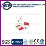 Conjunto de jogo de jogo de golfe de escada interior e exterior com moldura de PVC