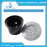 Buon indicatore luminoso subacqueo bianco decorativo impermeabile della lampada 316ss 12V LED