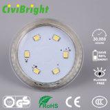 Glasscheinwerfer des shell-GU10 LED mit Cer RoHS