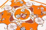Hangzhou-Fabrik direkte gedruckte Digital fertigen Silk Schal kundenspezifisch an