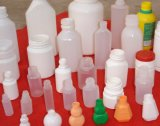 Frasco de pílulas de medicina máquina de sopro de injecção