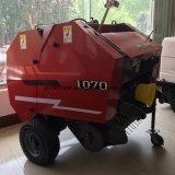 Landwirtschaftliche Ballenpreßlandwirtschaftliche Maschine-hydraulische emballierenmaschine