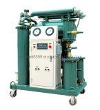 A purificação do óleo do transformador de vácuo Zy, purificador de óleo do transformador da máquina