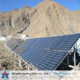Super Clear Glass / Pattern Glass pour verre solaire avec certification