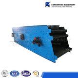 Tela de vibração do separador magnético de Correspondência de equipamentos de mineração