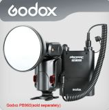 Godox Powerful와 Portable Barebulb Flash Witstro Ad180 (180W/S GN60 Hotshoe와 Off-Camera Flash)