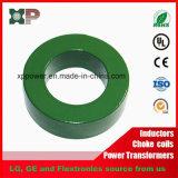 Base de acero del transformador del silicio toroidal revestido de epoxy