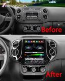 """9.7"""" Estilo Tesla Android Market 9.0 para a VW Tiguan 2010-2016 Stereo Car Multimedia player unidade da cabeça do rádio GPS"""