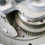 O anel vertical morre a pelota da biomassa que faz a máquina
