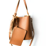 Estilo clássico Set Bag Shoulder Bag Moda Moda bolsa de couro Bolsa Laest Style