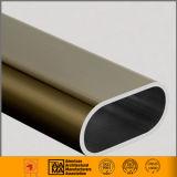 Tubo de aluminio/aluminio extruido/tubo (6061/6063)