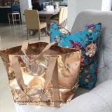 Saco de cesta lavável de supermercado de compras