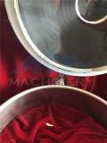 De Sanitaire Tank van het roestvrij staal om Mangat met het Glas van het Gezicht van de Flens (ace-rk-12)