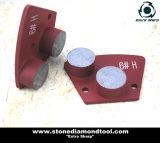 Ferramentas de Diamante de alta qualidade instrumentos concretos de disco de concreto de Metal