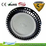 Compartiment élevé de la lumière DEL de dispositif d'UFO Highbay du prix de gros 150W d'usine