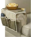 ソファーのArmrestのオルガナイザーのソファーの側面の記憶のオルガナイザー