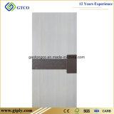 820X2150X3mm Melamina blanca de piel de la puerta de moldeado de HDF