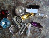 Branelli di pietra operati di vetro senza piombo decorativi per la fabbricazione dei monili
