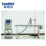Fecha/Hora Industrial/Carácter de la impresora de inyección de tinta/Codificación e impresión de la máquina para botella/cable / Cable