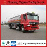 Caminhão de tanque do petróleo de Sinotruk HOWO com capacidade elevada