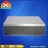 Disipador de calor de aluminio sacado del perfil con potencia de la disipación de alto calor