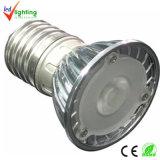 3*1W E27 LED 스포트라이트 전구 (MR16-1x3W-YL5402)