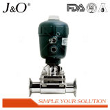Наиболее популярные Saniary мембранный клапан с пластмассовой регулятора подачи топлива