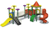 Parque Infantil exterior (HAP10203) equipamentos de playground Playground defina as crianças a equipamento de jogos