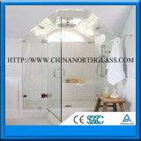 Curvo vidro temperado (TCG) com CE