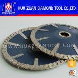 Diferentes tipos de Circular sierra de diamante para cortar piedra de la hoja