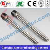 Elemento de calefacción tubular del tubo del calentador de agua del acero inoxidable 304