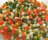 Les conserves de légumes mélangés 400g