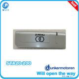 Sistema automático para la puerta deslizante