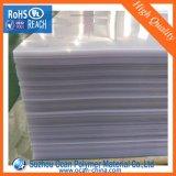 изготовление листа PVC толщины 0.07mm-10mm твердое прозрачное