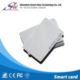 1K de Kaart van pvc 13.56MHz RFID MIFARE