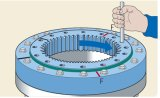 Roulement substitué de boucle de pivotement du roulement de boucle/SKF (RKS. 212140106001)