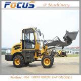 Minitraktoren 1.2ton mit Vorderseite-Ladevorrichtung für Verkauf
