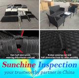 Servizio di controllo della mobilia del rattan/controllo e prova controllo di qualità della mobilia
