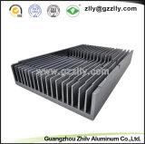 500mm 건축재료 선반 끝마무리 알루미늄 단면도 밀어남