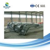 Filtragem de sólido trabalho contínuo do filtro de tambor rotativo pressione