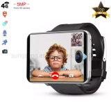 GPS 4G Smart Watch Mannen Dames Pedometer 2.86 inch scherm 1 GB+16 GB 5MP camera 2700 mAh batterij, voor Android iOS, zilver