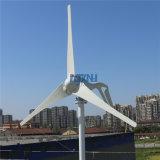 De nouvelles arrivent 100W 12V de l'éolienne pour utilisation à domicile lampadaire et Yacht Station d'alimentation d'urgence d'électricité