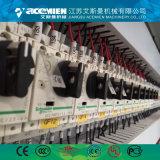 Deux Co - Extrusion de plastique de la couche dorsale de l'extrudeuse Tile formant la machine
